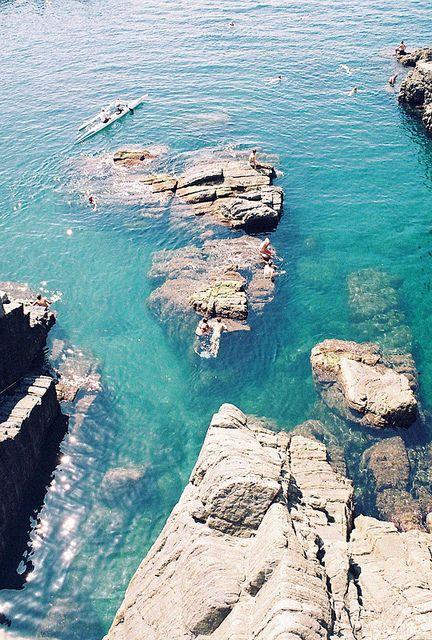 Italian Riviera...