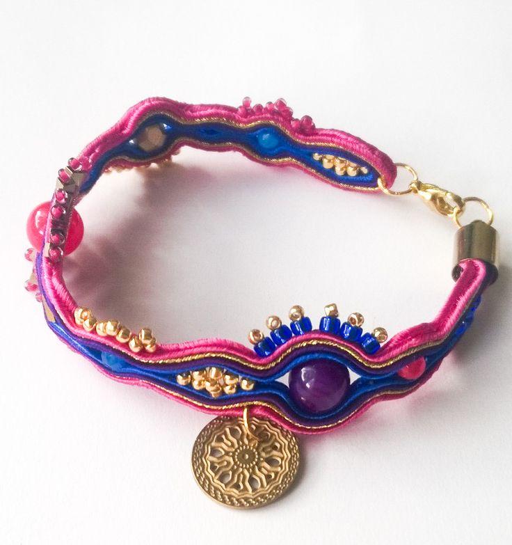 #soutache #sutasz #bransoletka #bracelet