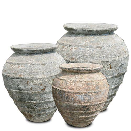 Cyprus Jar Anamese Jar Pottery Rim