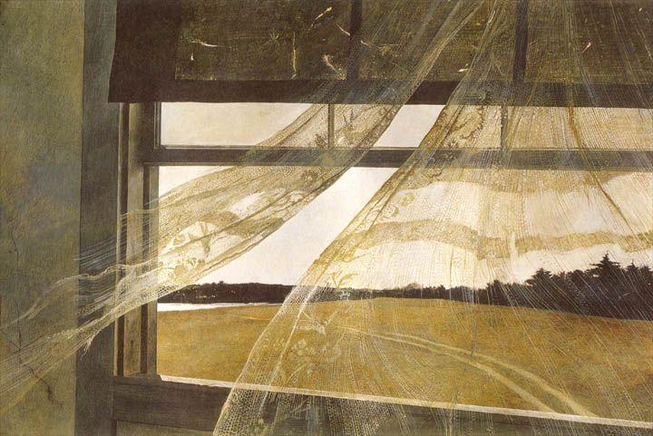 Wind from the Sea. 1947. Andrew Wyeth.Sea 1947, Image Details, Favored Andrew Wyeth, Bing Image, Wyeth 1947, Master Bedrooms, Wyeth Painting, Wyeth Wind, Wyeth 1917 2009