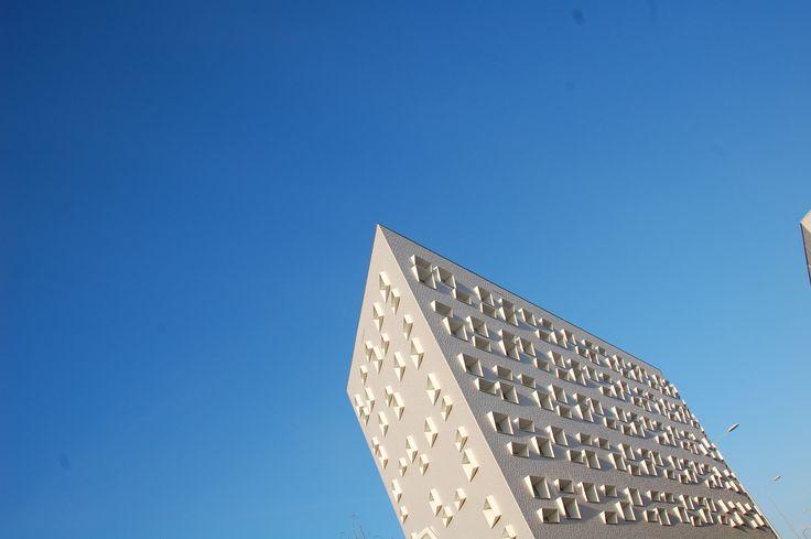 Alfa College op het Europapark. Foto: Marco in 't Veldt