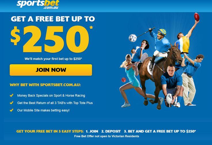 http://www.freebetdeal.com.au/ - sportsbet free bet Make sure you check out our website. https://www.facebook.com/bestfiver/posts/1434017863477851
