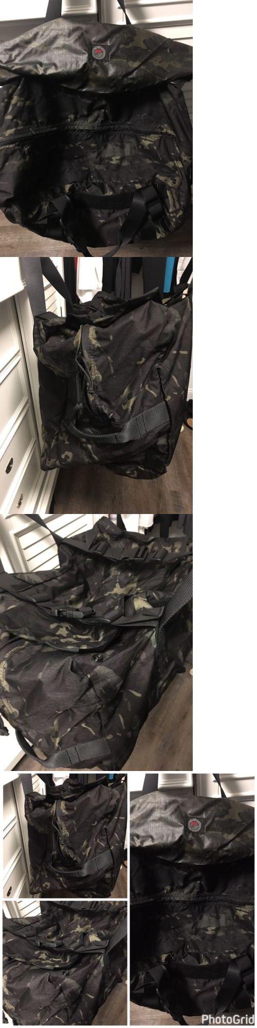Chest Rigs and Tactical Vests 177891: Soe Special Operations Super Kit Bag John Willis Mcblk Multicam Black No Eta Bag -> BUY IT NOW ONLY: $150 on eBay!