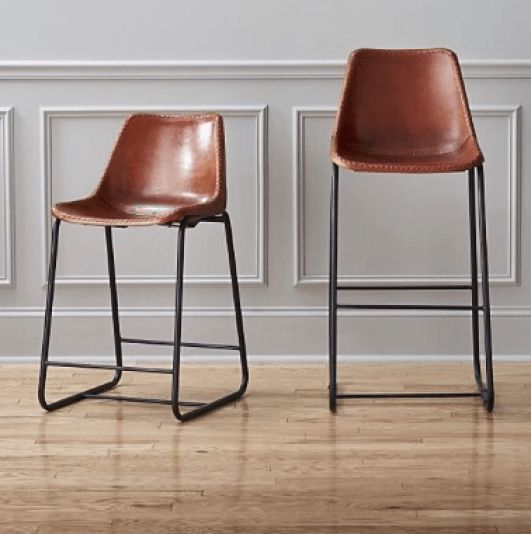 Modern Bar Stools | LUXE FOR LESS CANADA 🇨🇦