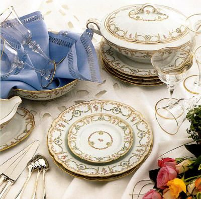 Classic Dinnerware Sets|Robert Haviland and C. Parlon|Symphonia