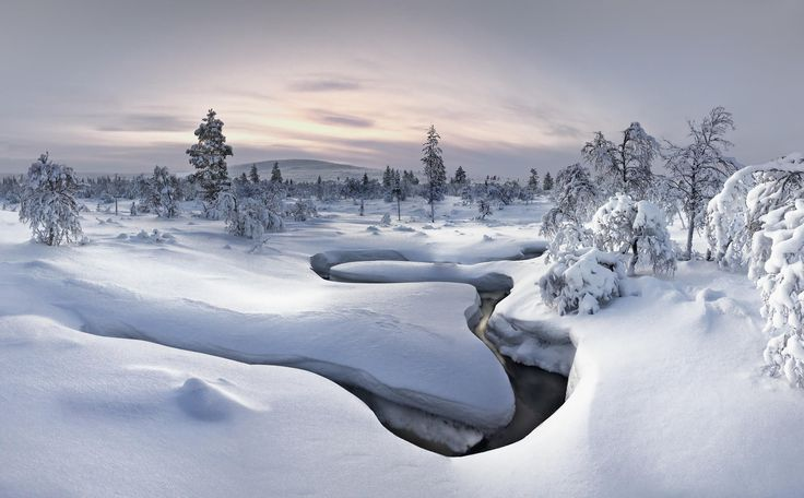 Lapland - Kiilopää by Christian Schweiger on 500px The wonderful region Kiilopää with minus 36 degrees