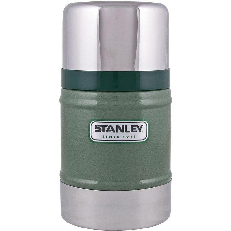 Stanley Camping kookgerei Vacuümmaaltijdcontainer. Classic 0,5 l 1 stuks 10-00131-019