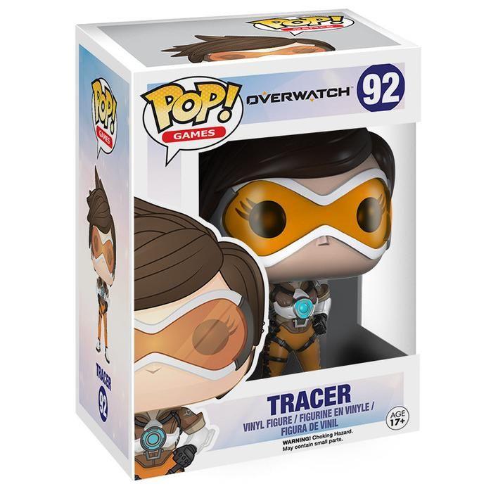 Tracer Vinyl Figure 92 - Funko Pop! - Overwatch