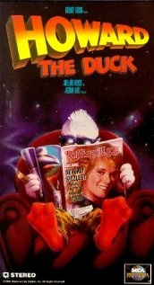 howard the duck! I loved this movie :)