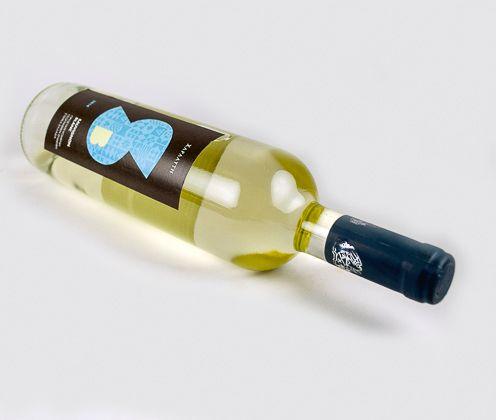 Sauvignon Blanc 2014 - Κτήμα Χαρλαύτη