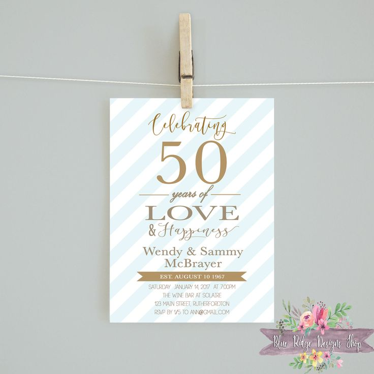 25+ best ideas about Anniversary by year on Pinterest Wedding - anniversary invitation