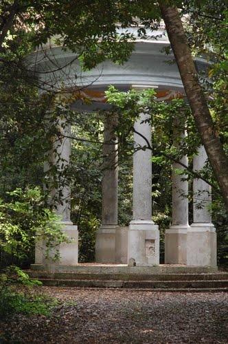 giardino inglese, Reggia Borbonica di Caserta