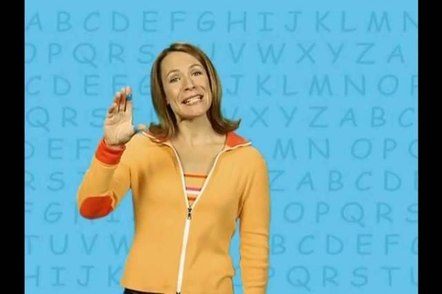 "Nick Jr.'s ""Signing Time"" - A is for Alex and Alligator Music Video. Teaches letters in sign language {Amazing series for ALL children}"