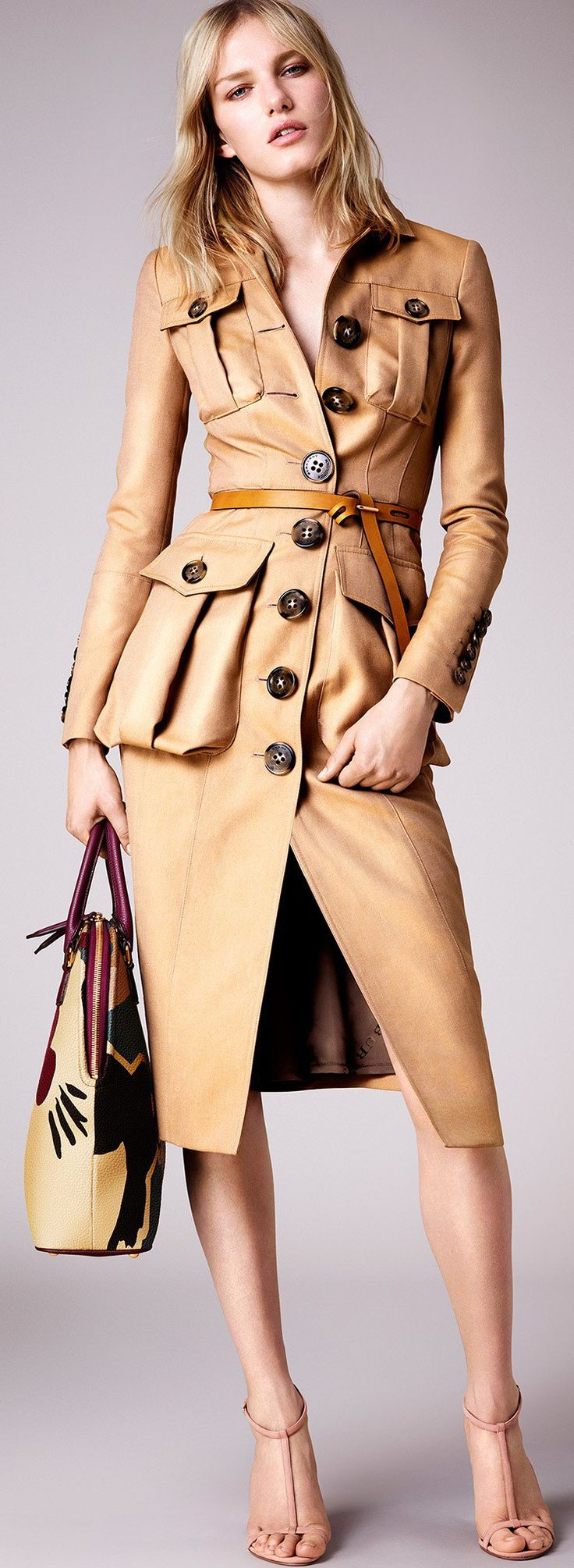 Burberry Resort 2015 Ready To Wear Collection