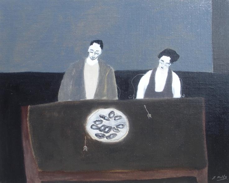 Resultado de imagen para gigi mills paintings