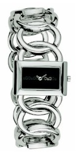 D & G - Orologio da Donna in acciaio  http://amzn.to/X1h6Kv