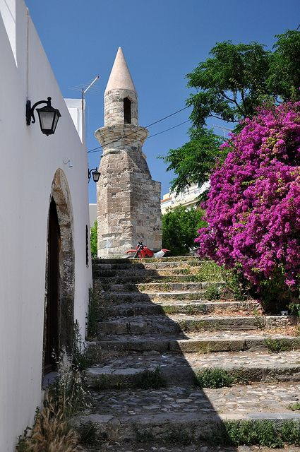 The Ottoman Old Town, Kos, Greece (by bazylek100).