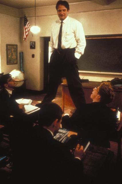 Le Cercle des poètes disparus (1989)