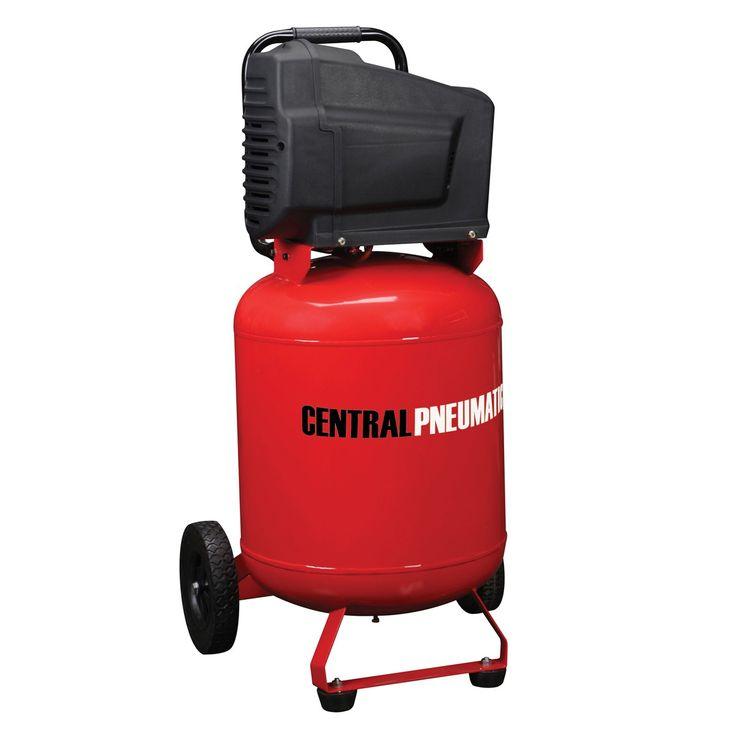 1.8 Horsepower, 17 Gallon, 150 PSI PSI Oilless Air Compressor