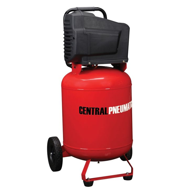 1.8 Horsepower, 17 Gallon, 150 PSI PSI Oilless Air Compressor