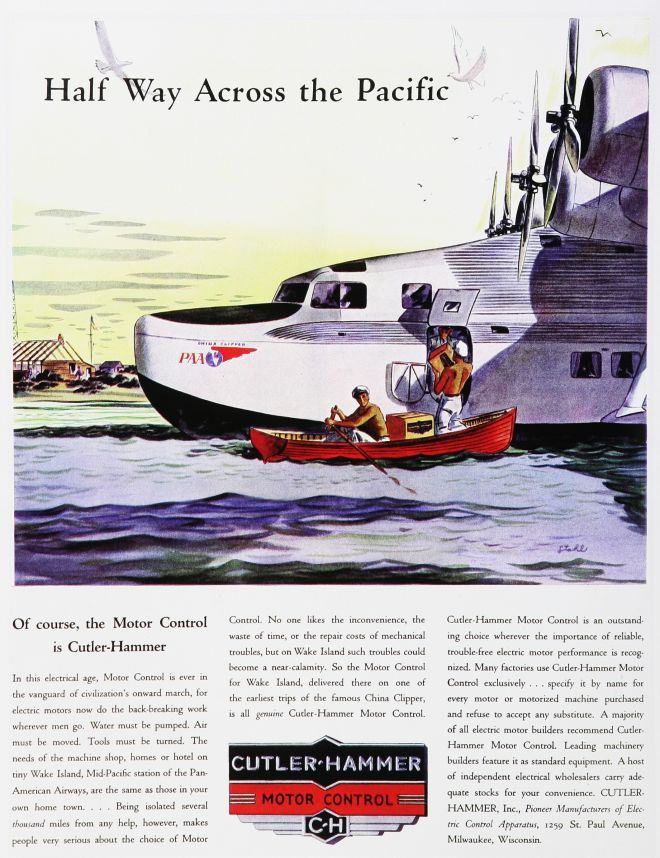 Vintage Airlines and Aircraft Ads of the 1930s (Page 2)