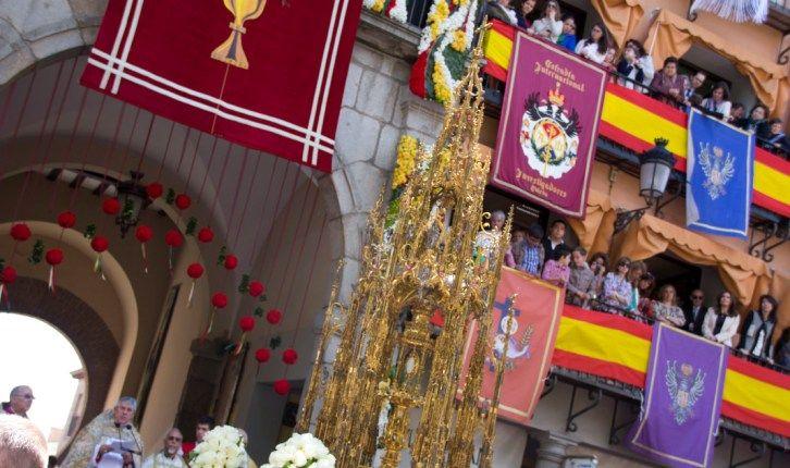 Liturgia en power point para el Día del Corpus ChristiEcclesia Digital