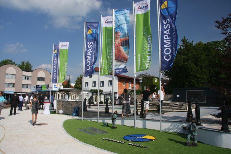 Wels ve městě Upper Austria