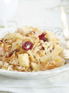 anoigma--kastano-rizi-me-granberriess