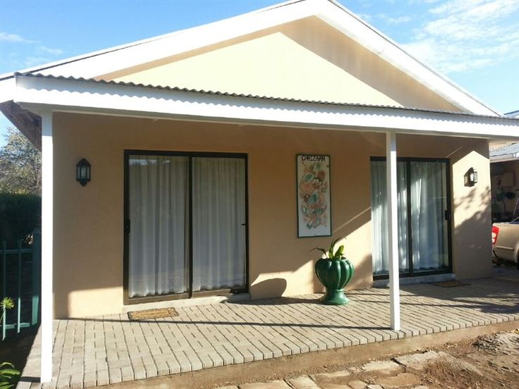 Chrizaan Guest House - Chrizaan Guest House offers clean and private self-catering accommodation in Colesberg, a quiet Karoo town known for its wide open spaces and healthy climate.Accommodation is offered in two tastefully-decorated ... #weekendgetaways #colesberg #upperkaroo #southafrica