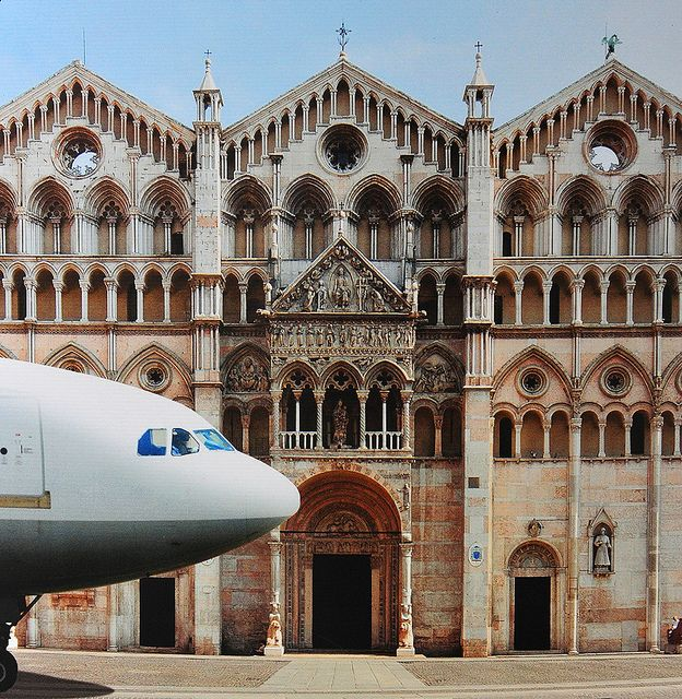 Ferrara Italy  city photos gallery : Ferrara, Italy | Bell'Italia | Pinterest