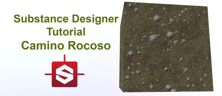Substance Designer Español Tutorial - Camino Rocoso