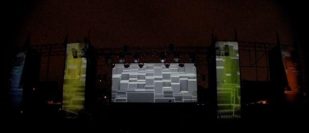 Show producido para el evento de clausura de los juegos Olímpicos de fin de año de la empresa Enersis.   Cliente: Enersis  Agencia: Espacio Verde  3D Mapping & Motion Graphics: Geek Media