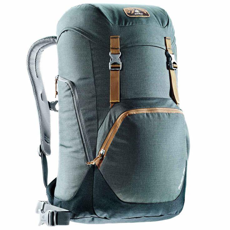 Deuter Deuter Tagesrucksack Walker 24 anthracite black im TaschenParadies | 79,95 € | Schneller Versand | | jetzt Online einfach kaufen