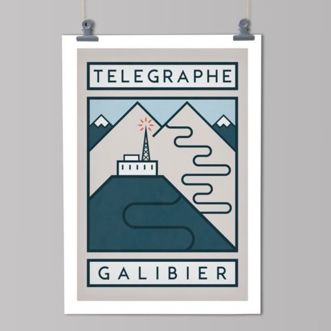 The Routes: Telegraphe - Galibier