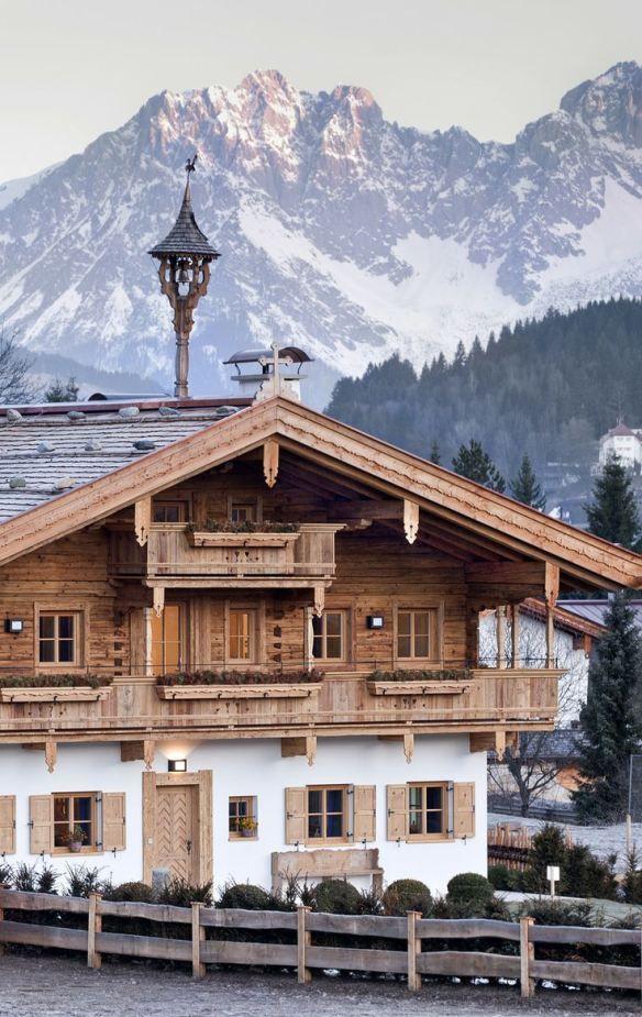 Kitzbühel, Austria  Best ski towns in Europe