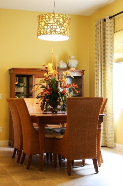 Benjamin Moore Concord Ivory Dining Rooms Pinterest