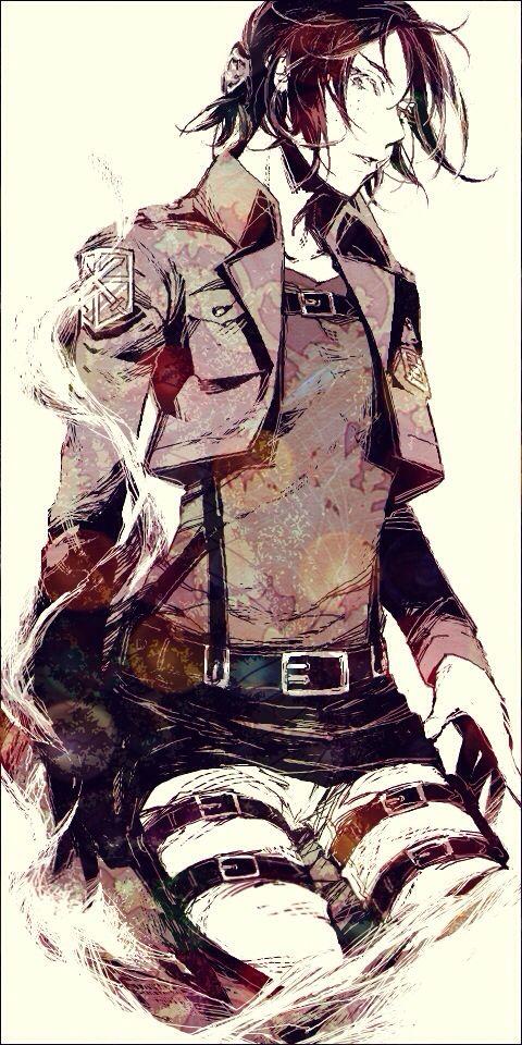 Shingeki no Kyojin - Ymir by 15000 *