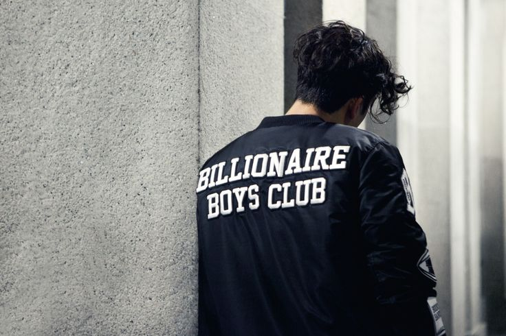 Billionaire Boys Club 2015 Fall/Winter New Arrivals || Follow @filetlondon for more street style #filetclothing