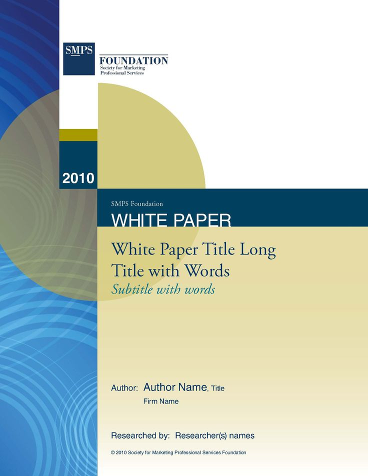 57 best KK Consulting Work Samples images on Pinterest Cover - white paper template