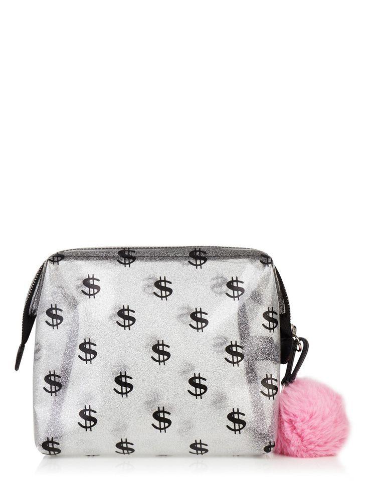 Skinnydip Dollar Dollar Washbag