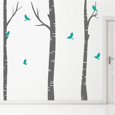 Αυτοκόλλητο τοίχου Forest