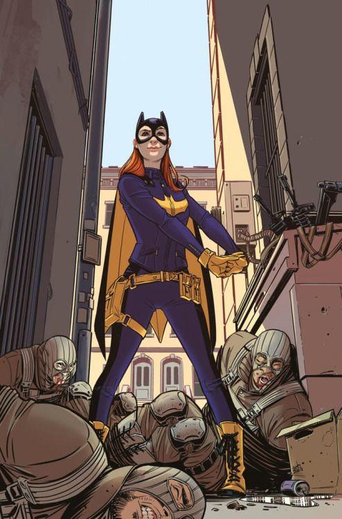 Batgirl - Christian Wildgoose
