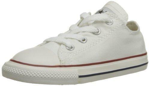 Oferta: 43.4€ Dto: -27%. Comprar Ofertas de Converse Chuck Taylor All Star Core Ox - Zapatillas de lona infantiles, color blanco, talla 35 barato. ¡Mira las ofertas!