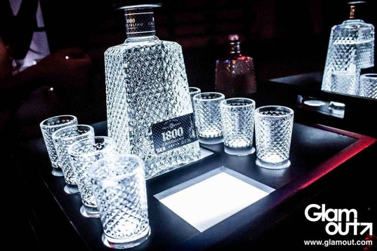 """""""Tequila 1800 Cristalino White Party"""" by Glam Out - Glam Out México"""