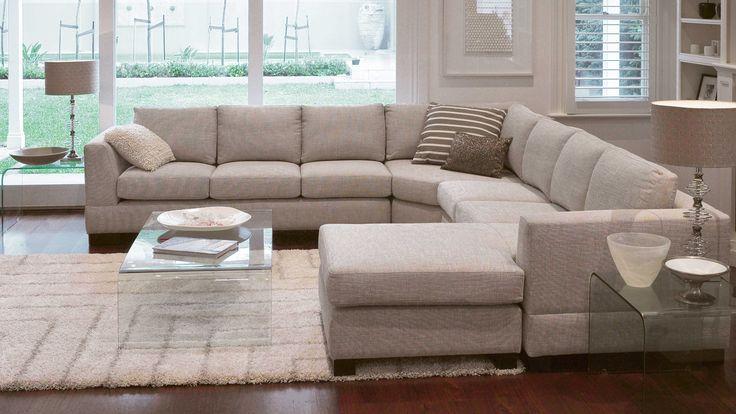 Ballarat Modular Lounge Suite- Harvey Norman