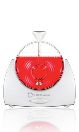 Connoisseurs LaSonic Compact Cordless sonic jewelry cleaner