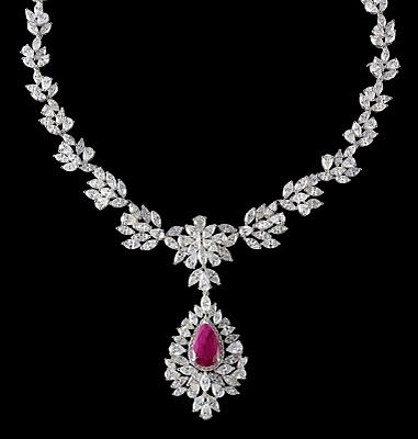 Diamond Jewellery Set | HEAVY DISCOUNTS AT ``TANISHQ STORES``! | Bollywood Bubbles