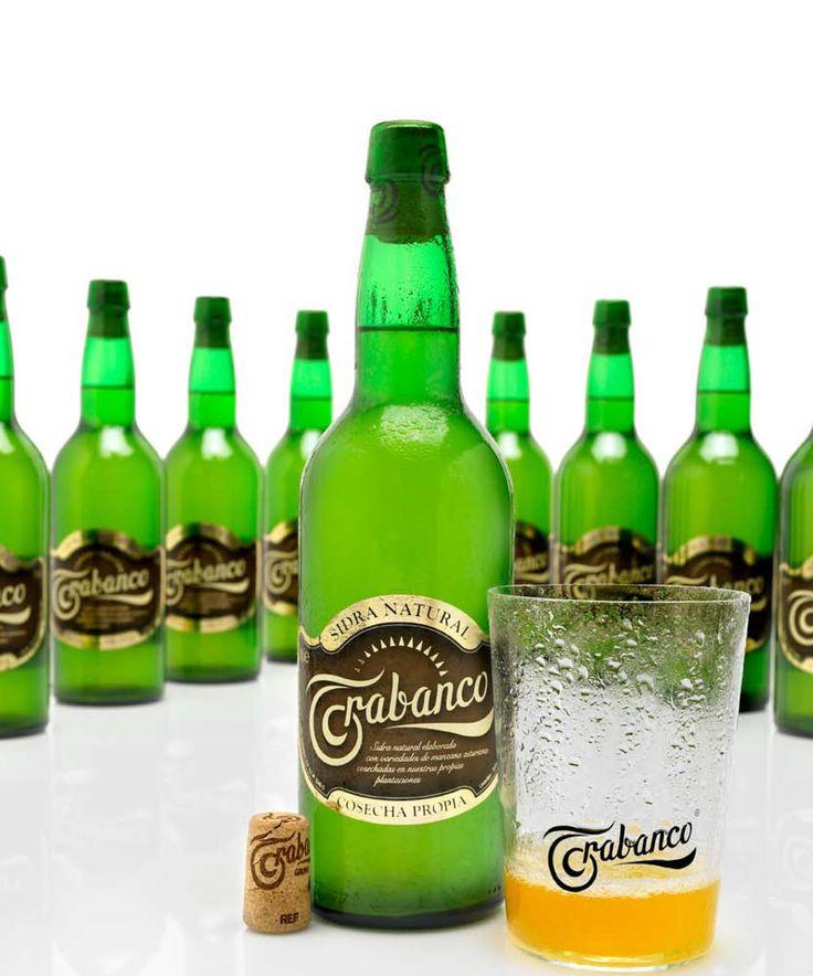 Natural traditional hard cider Cosecha Propia Fuente: Sidra Trabanco
