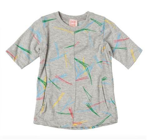 Baobab Unisex Pineneedle Pocket Tee, Children's Clothing
