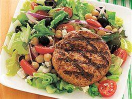 Burgery na řecký způsob